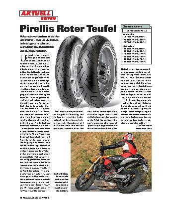 Pirellis Roter Teufel