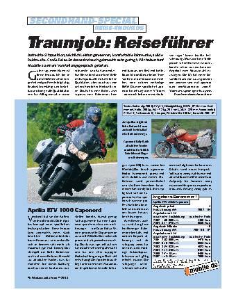 Traumjob: Reiseführer