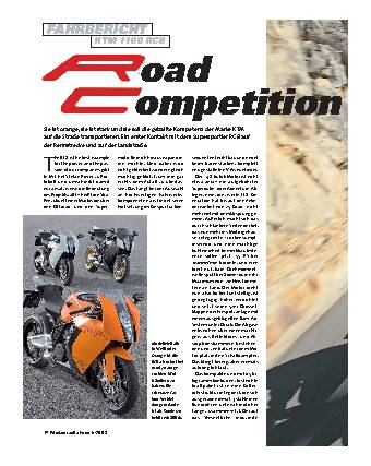 Road Competition