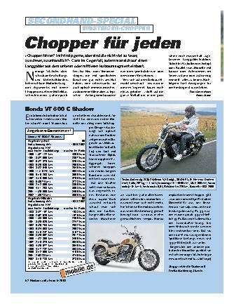 Chopper für jeden