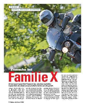 Zuwachs bei Familie X