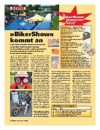 BikerShow kommt an