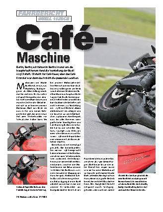 Café-Maschine