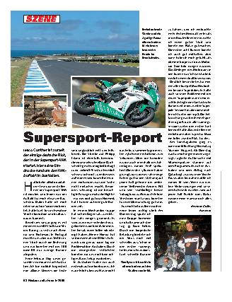 Supersport-Report
