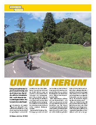 Um Ulm herum