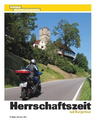 Herrschaftszeiten - auf Burgentour am Neckar