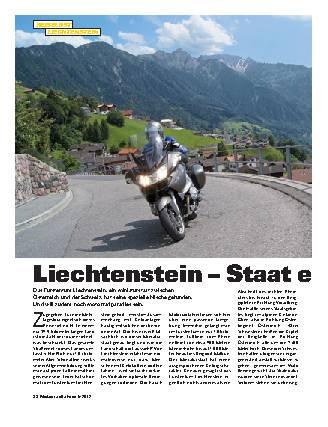 Liechtenstein – Staaten miniature