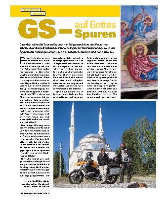 GS - auf Gottes Spuren