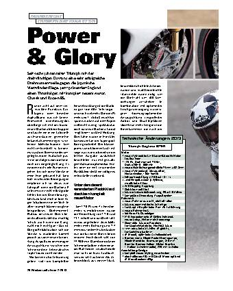 Power & Glory