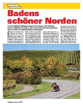 Badens schöner Norden