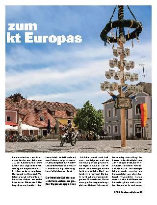Die Reise zum Mittelpunkt Europas