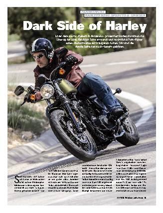 Dark Side of Harley