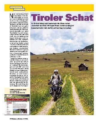 Tiroler Schatzkästchen