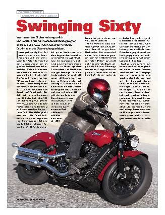 Swinging Sixty