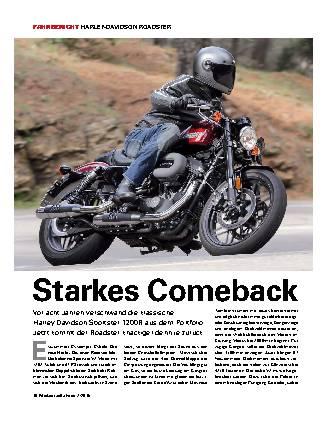 Starkes Comeback
