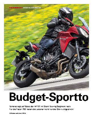 Budget-Sporttourer