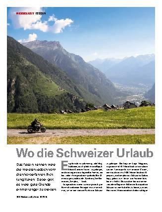 Wo die Schweizer Urlaub machen