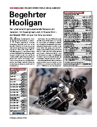 Begehrter Hooligan