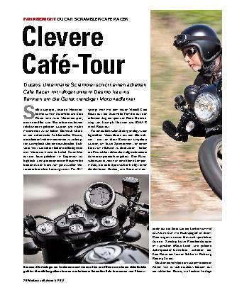 Clevere Café-Tour