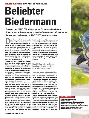 Beliebter Biedermann