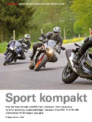 Sport kompakt