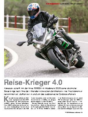 Reise-Krieger 4.0