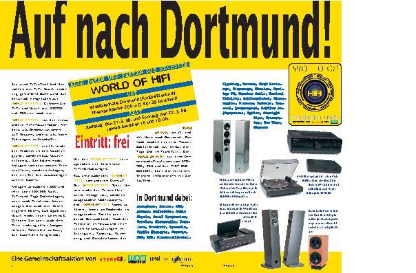 Auf nach Dortmund!