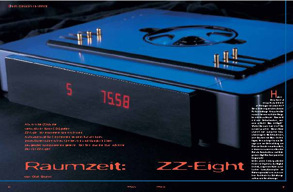 Raumzeit: ZZ-Eight