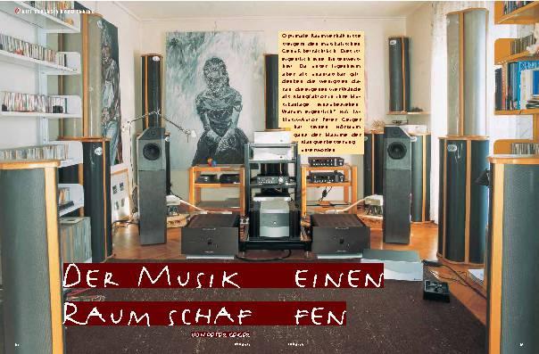 Der Musik einen Raum schaffen