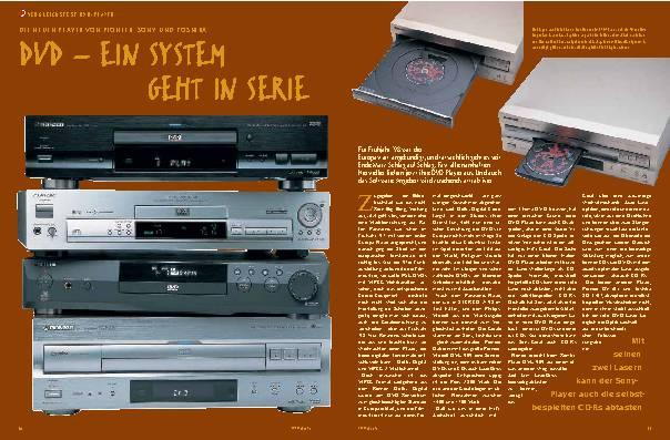 DVD - Ein System geht in Serie