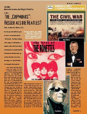The Chipmunks: Besser als die Beatles?