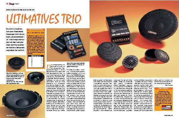 Ultimatives Trio