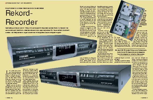 Rekord-Recorder