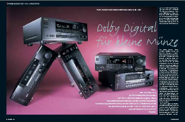 Dolby Digital für kleine Münze