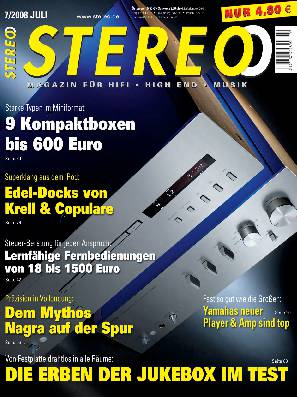 Stereo 7/2008