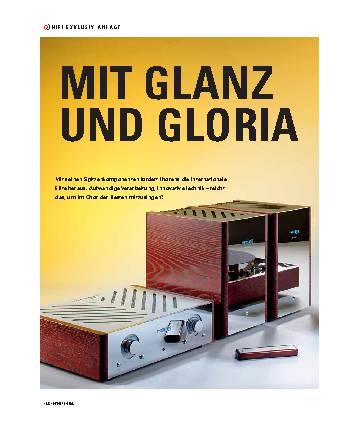 Mit Glanz und Gloria