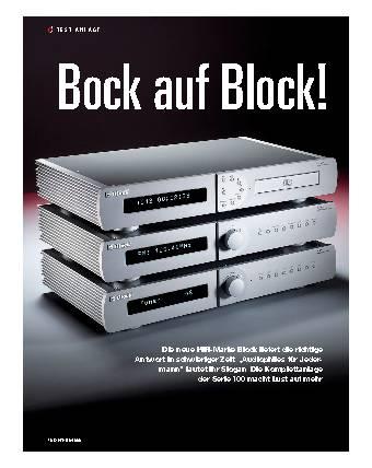 Bock auf Block!