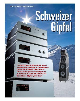 Schweizer Gipfel