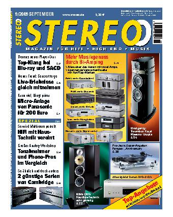 Stereo 9/2009