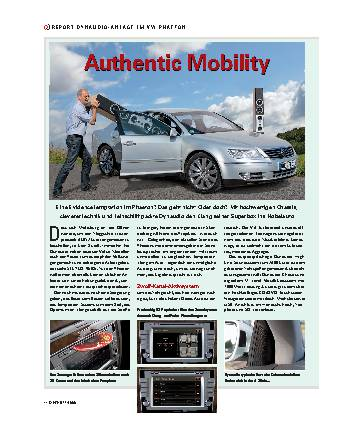 Authentic Mobility