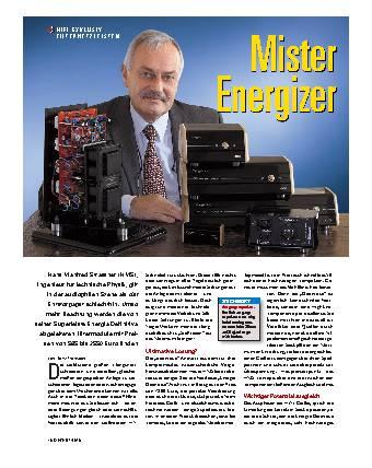 Mister Energizer