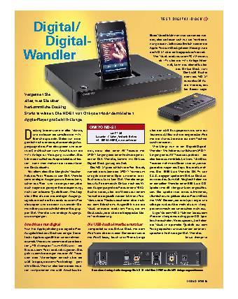 Digital/ Digital-Wandler