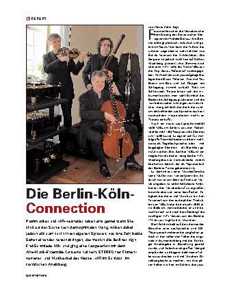 Die Berlin-Köln-Connection