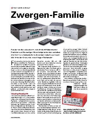 Zwergen-Familie