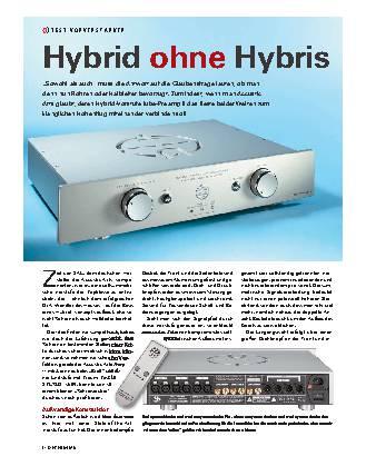 Hybrid ohne Hybris