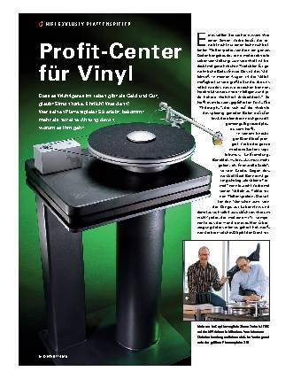 Profitcenter für Vinyl