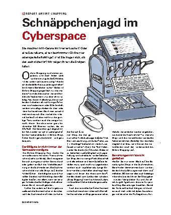 Schnäppchenjagd im Cyberspace