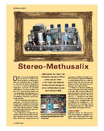 Stereo-Methusalix