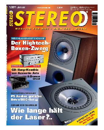 Stereo 1/2011