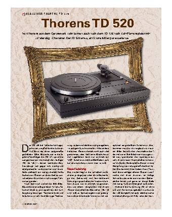 Thorens TD 520